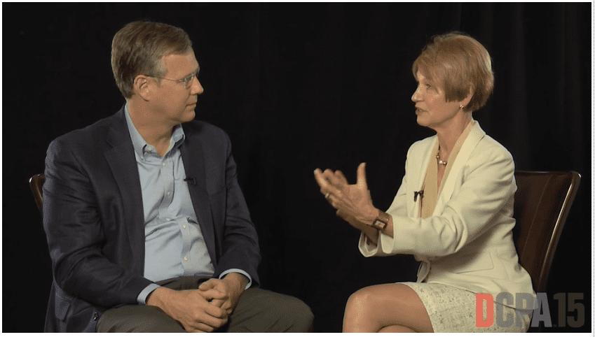 Erik Asgeirsson interviews Gale Crosley